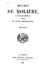 Œuvres de Molière: Volume2