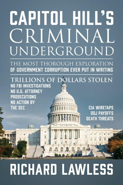Download Capitol Hill s Criminal Underground Book