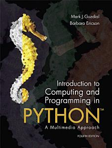 Introduction to Computing and Programming in Python PDF