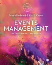 Events Management: An International Approach, Edition 2