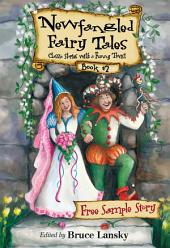 """Free Story """"The Girl Who Wanted to be a Princess"""" from Newfangled Fairy Tales"""