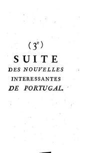 Suite (-vingt-quatrième suite) des Nouvelles intéressantes de Portugal (au sujet de l'attentat commis sur la personne sacrée de Sa Majesté ... le Roi de Portugal).