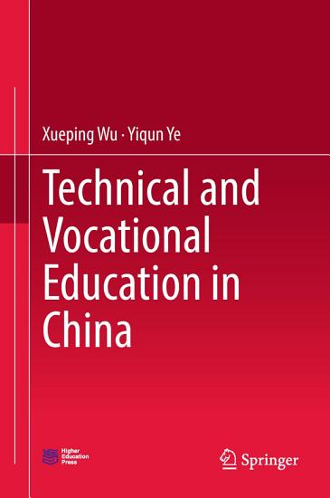 Technical and Vocational Education in China PDF