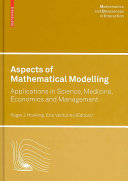 Aspects of Mathematical Modelling