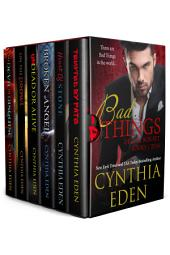 Bad Things Deluxe Box Set: Books 1 to 6