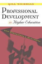 Professional Development in Higher Education