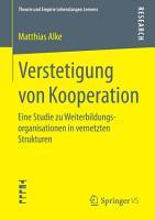 Verstetigung von Kooperation PDF