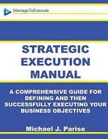 Strategic Execution Manual PDF