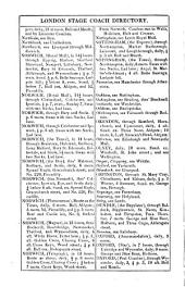 Cary's New Itinerary: Or, An Accurate Delineation of the Great Roads, Both Direct and Cross Throughout England and Wales: With Many of the Principal Roads in Scotland