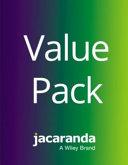 Jacaranda World History Atlas + Jacaranda Myworld History Atlas (Registration Card) Value Pack