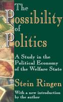 The Possibility of Politics PDF