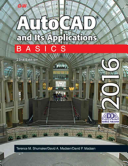 AutoCAD and Its Applications Basics 2016