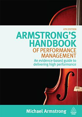 Armstrong s Handbook of Performance Management PDF