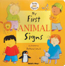 My First Animal Signs PDF