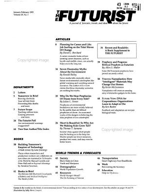 The Futurist PDF
