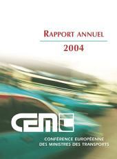 Rapport annuel de la CEMT 2004