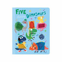 Five Dancing Dinosaurs