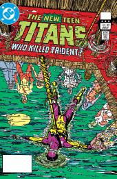 The New Teen Titans (1980-) #33