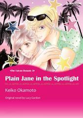 PLAIN JANE IN THE SPOTLIGHT: Harlequin Comics Bundle