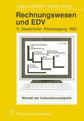 Rechnungswesen und EDV: 11. Saarbrücker Arbeitstagung 1990