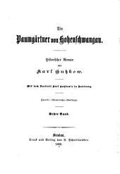 Die Paumgärtner von Hohenschwangau: Band 1