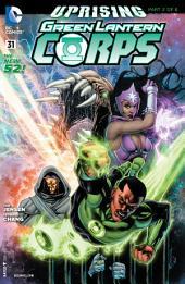 Green Lantern Corps (2011- ) #31
