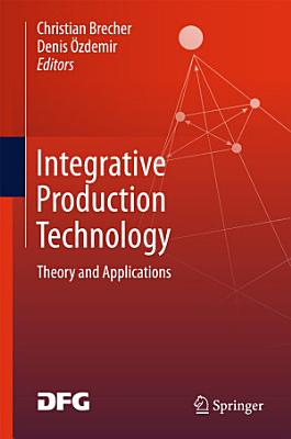 Integrative Production Technology PDF