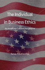 The Individual in Business Ethics
