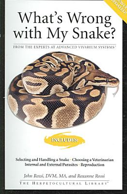 What s Wrong with My Snake  PDF