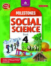 Milestones Social Science – 4 with Map Workbook
