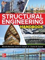 Structural Engineering Handbook  Fifth Edition PDF