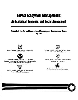 Forest Ecosystem Management PDF