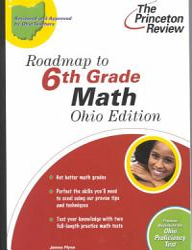 Roadmap To 6th Grade Math Ohio Edition Book PDF