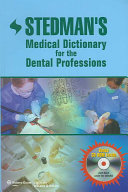 Stedman s Medical Dictionary for the Dental Professions PDF