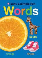 Early Learning Fun Words PDF