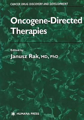 Oncogene Directed Therapies PDF