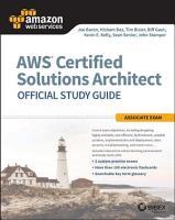 AWS Certified Solutions Architect Official Study Guide PDF
