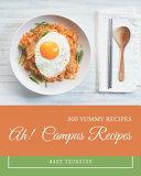 Ah 303 Yummy Campus Recipes Book PDF