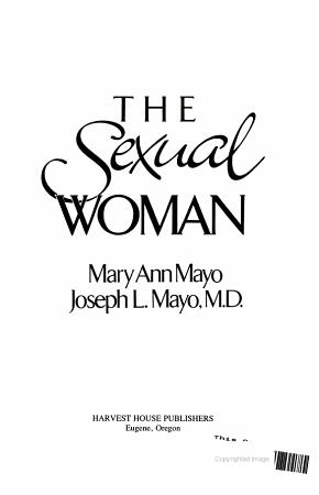 The Sexual Woman PDF