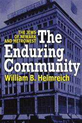 The Enduring Community: The Jews of Newark and MetroWest