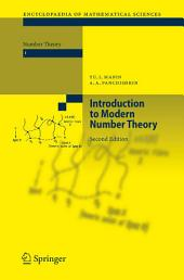 Introduction to Modern Number Theory: Fundamental Problems, Ideas and Theories, Edition 2