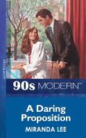 A Daring Proposition  Mills   Boon Vintage 90s Modern  PDF
