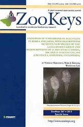 Endemism Of Subterranean Diacyclops In Korea And Japan With Descriptions Of Seven New Species Of The Languidoides Group And Redescriptions Of D Brevifurcus Ishida 2006 And D Suoensis Ito 1954 Crustacea Copepoda Cyclopoida  Book PDF