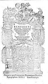 Hippocratis Prognostica Commentarii