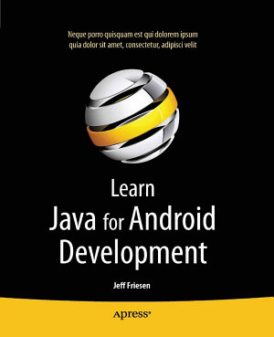 Learn Java for Android Development PDF