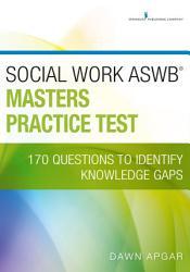 Social Work Aswb Masters Practice Test Book PDF