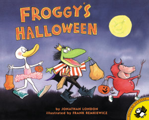 Froggy s Halloween PDF