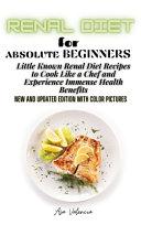 Renal Diet Cookbook for Absolute Beginners