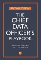 The Chief Data Officer s Playbook PDF