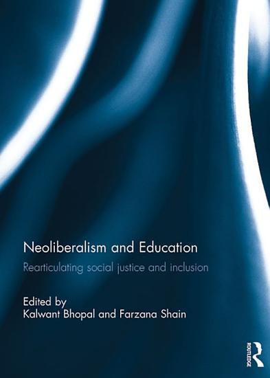Neoliberalism and Education PDF
